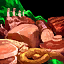 Speise Fleisch Rang 3 Icon.png