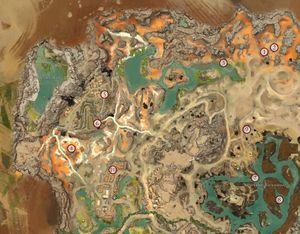Gw2 Karte.Käfersaft Guild Wars 2 Wiki
