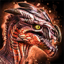 Mini Rotes Raptor-Junges Icon.png
