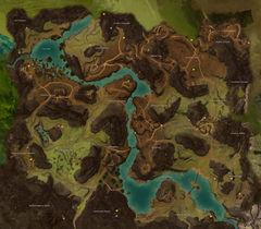 Gw2 Karte.Harathi Hinterland Guild Wars 2 Wiki