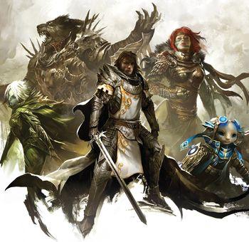 Charaktererstellung Guild Wars 2 Wiki