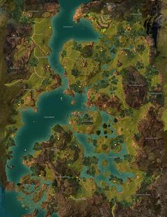 Gw2 Karte.Funkenschwärmersumpf Guild Wars 2 Wiki