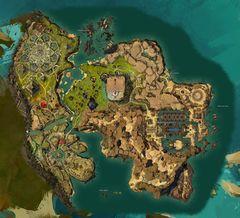 Gw2 Karte.Domäne Istan Guild Wars 2 Wiki