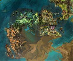 Gw2 Karte.Ruinen Von Orr Guild Wars 2 Wiki